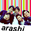 arashi fan by myka551
