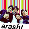 arashi fan by myka551