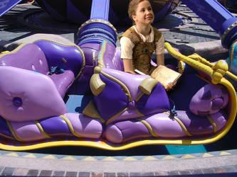 Yeesha's Magic Carpet Ride by DancinBelle