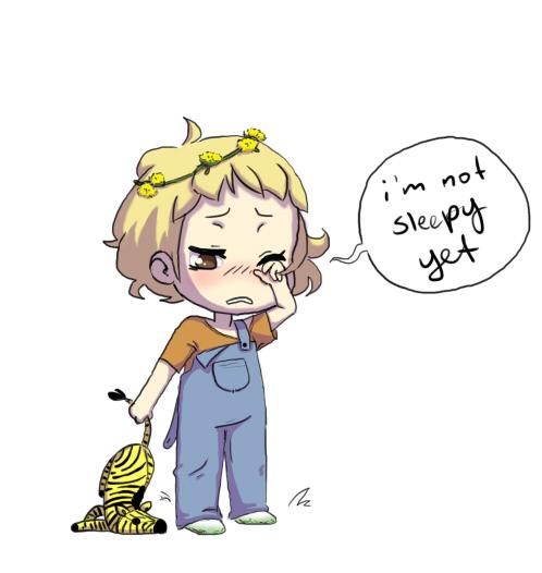 I'm Not Sleepy Yet By DantheWOman On DeviantArt