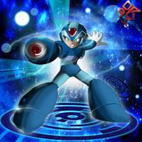 The Blue Bomber by Phantomcat93