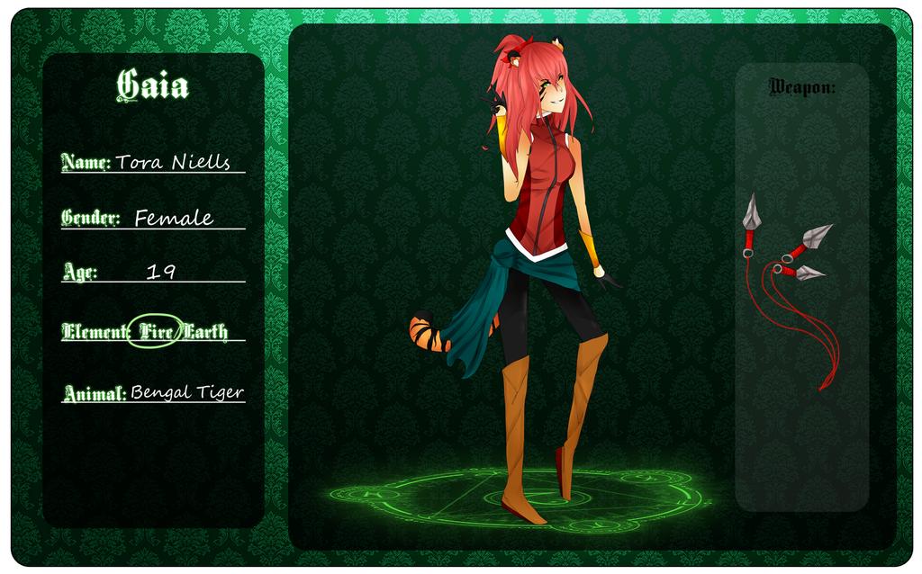 RON App: Tora Niells by flavorkun
