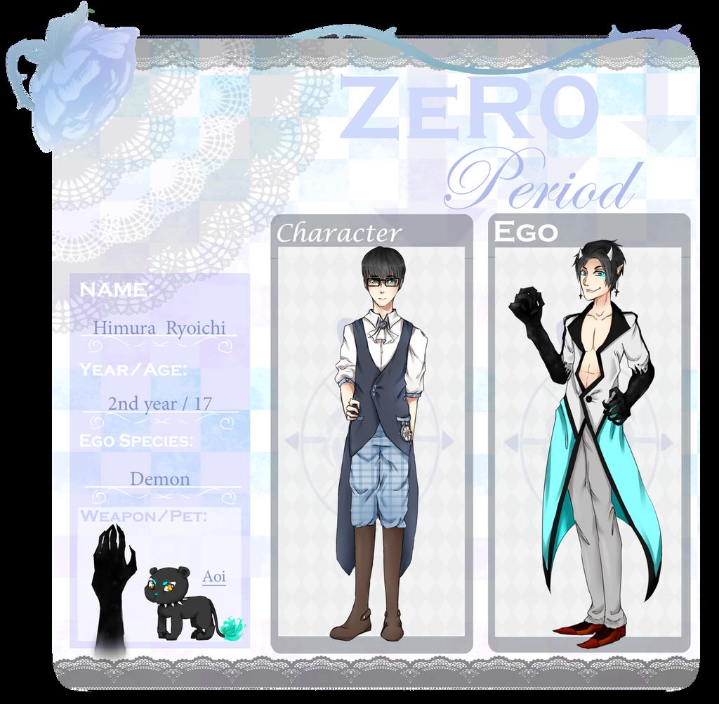 Zero-Period: Himura Ryoichi by flavorkun