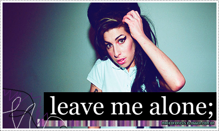 leave me alone by filipecopi