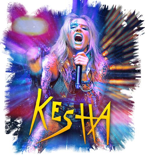 kesha. by filipecopi