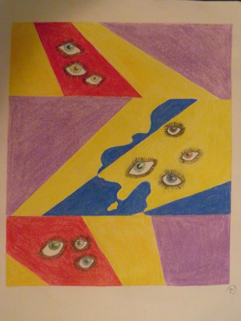 Amoeba Eyes by SPARTAN-004