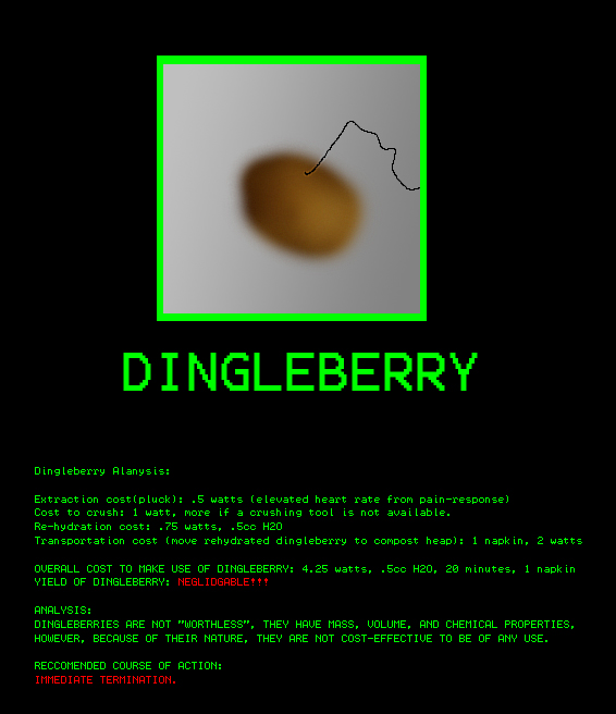 Dangleberry