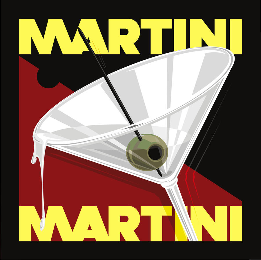 Martini by BurningEyeStudios