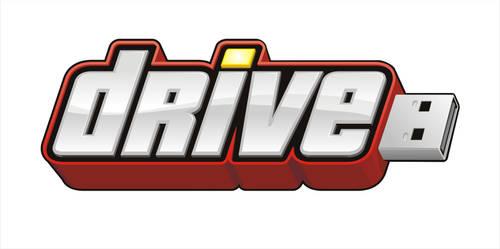 Drive Logo by BurningEyeStudios