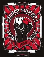 Scrap Soldier Fight Graphic by BurningEyeStudios