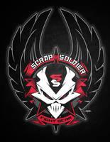 Scrap Soldier Winged Graphic by BurningEyeStudios