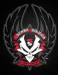 Scrap Soldier Winged Graphic