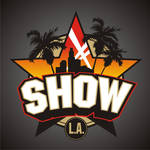 LA Show Logo by BurningEyeStudios