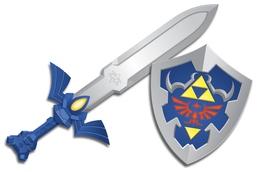 Image Result For Hylian Shield Coloring