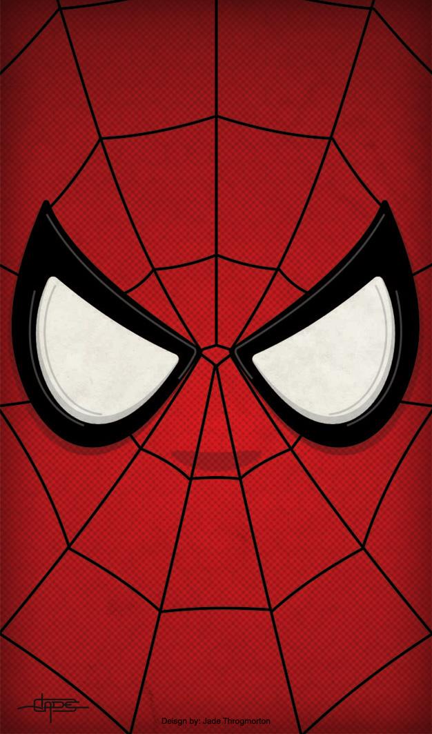 Spiderman Eyes Wallpaper   www.pixshark.com - Images ...