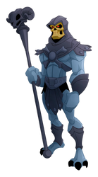 MOTU Skeletor