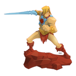 He-Man Action Pose