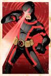 Cyclops (Marvel NOW) by BurningEyeStudios