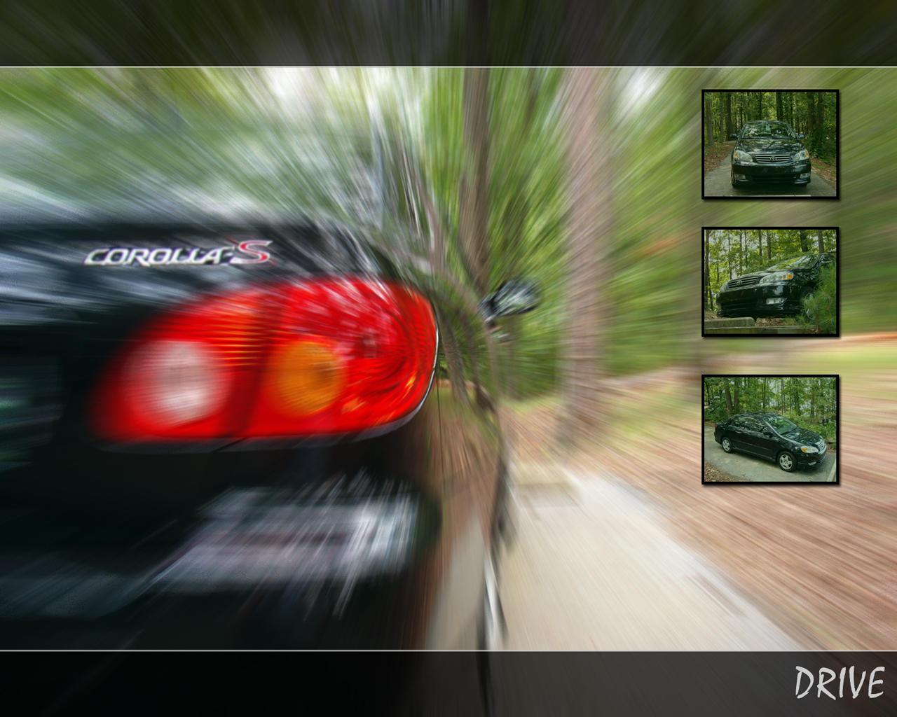 Toyota Corolla 03 by pdelgado