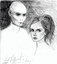 Hermione and Voldemort