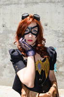 Steam Punk Batgirl 2 by spritepirate