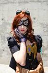 Steam Punk Batgirl 2