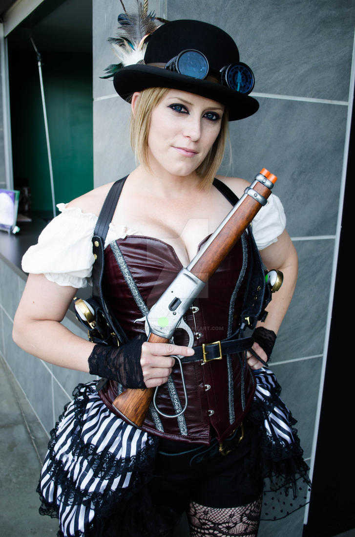 Steam Punk Shooter by spritepirate