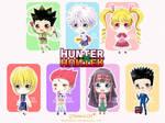 Hunter x Hunter Chibi