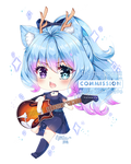 Commission - Kleo