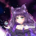 Commission - Kat
