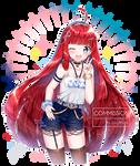 CM| Scarlet