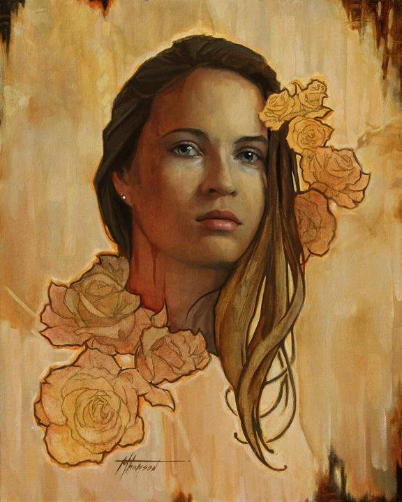 La Vie En Rose by thomsontm