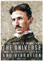 Nikola Tesla Tribute #1 by mickehill