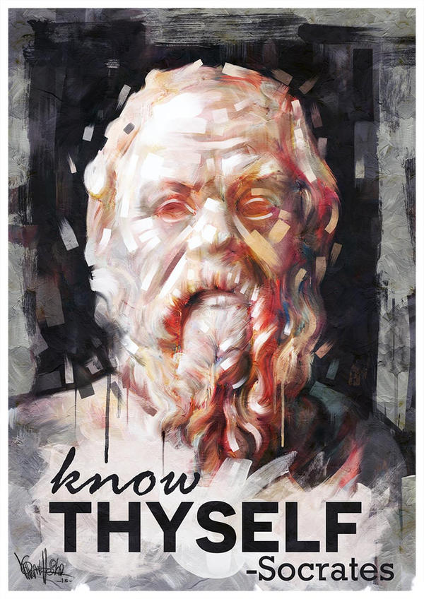Socrates Tribute #1 by mickehill