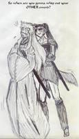Inu and Kouga