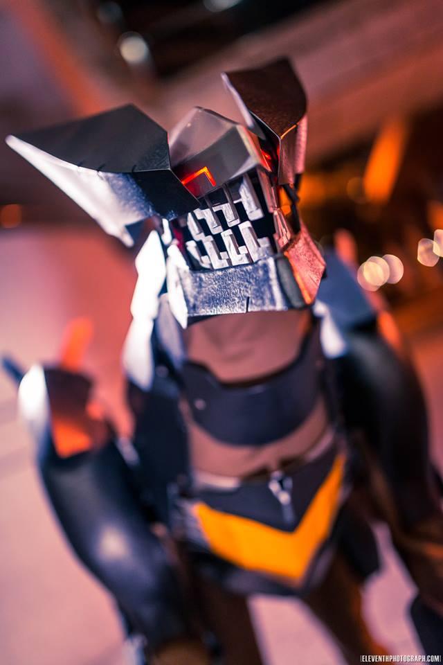 Blade Wolf Cosplay at Otakon! by ProVoltageCosplay