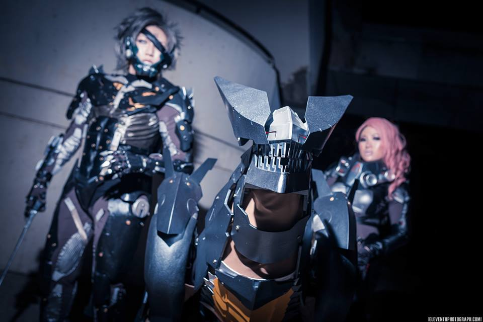 Pro Voltage Cosplay Group photo at Otakon! by ProVoltageCosplay