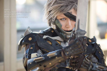 Raiden Cosplay at NYCC2013! by ProVoltageCosplay