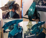 Metal Gear Ray online avatar