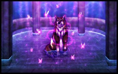 Fairy Fountain *Redraw*