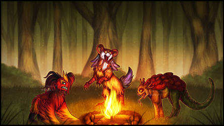 Campfire Screech