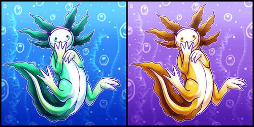 Axolotl Dream