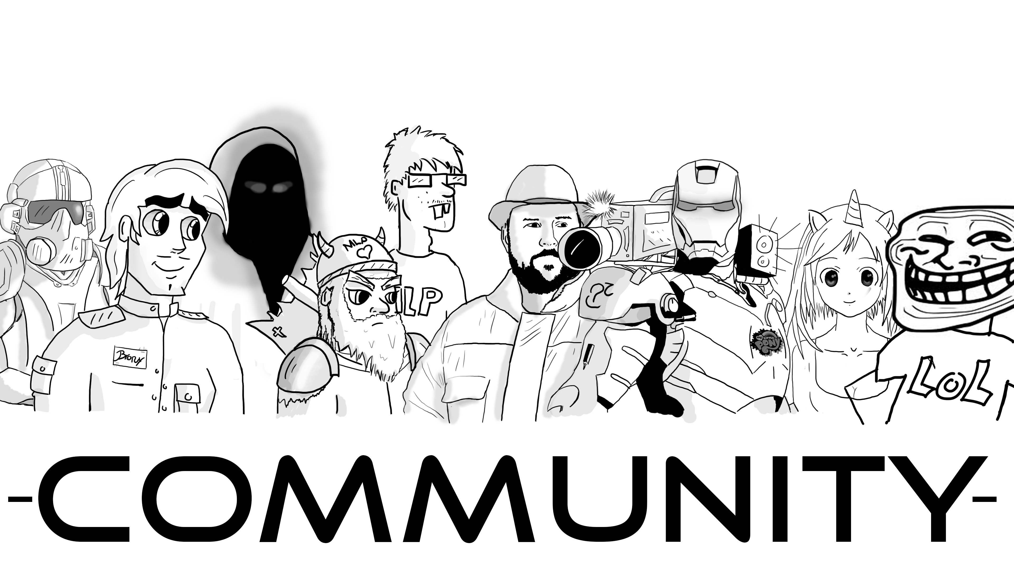 [Image: community_by_blackpegasuspics-d5y19kv.jpg]