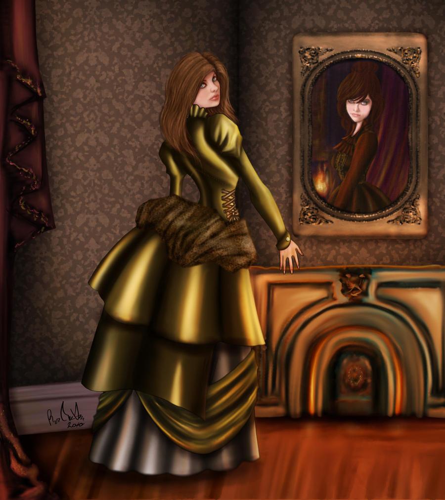 Mircalla, Countess Karnstein By RoCueto On DeviantArt