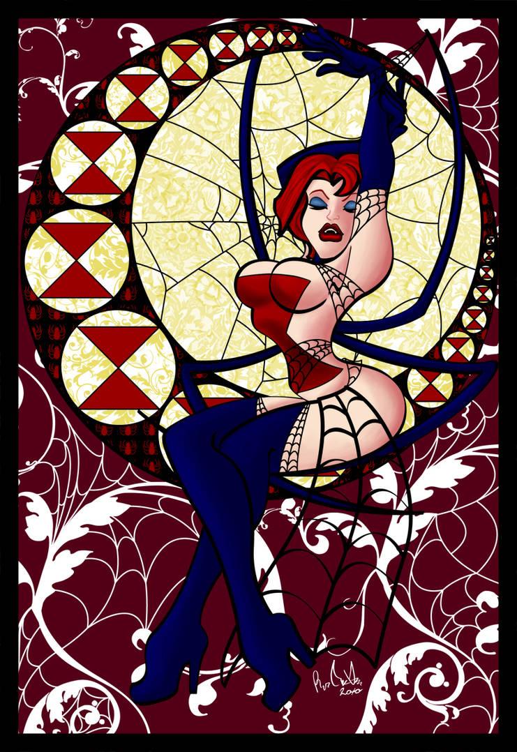 Widow by RoCueto