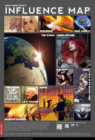Influence Map by RoCueto