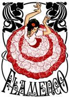 Flamenco by RoCueto