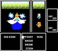 Final Adventure Fantasy Time by RoCueto