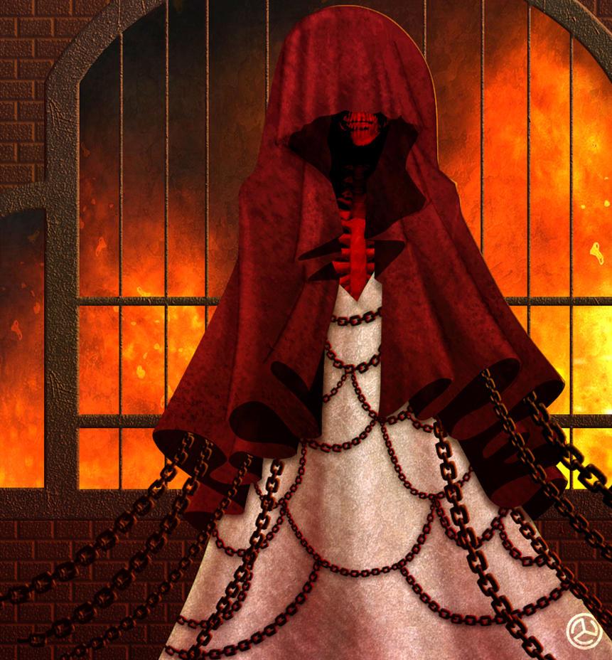The Weepingmoor Banshee by RoCueto