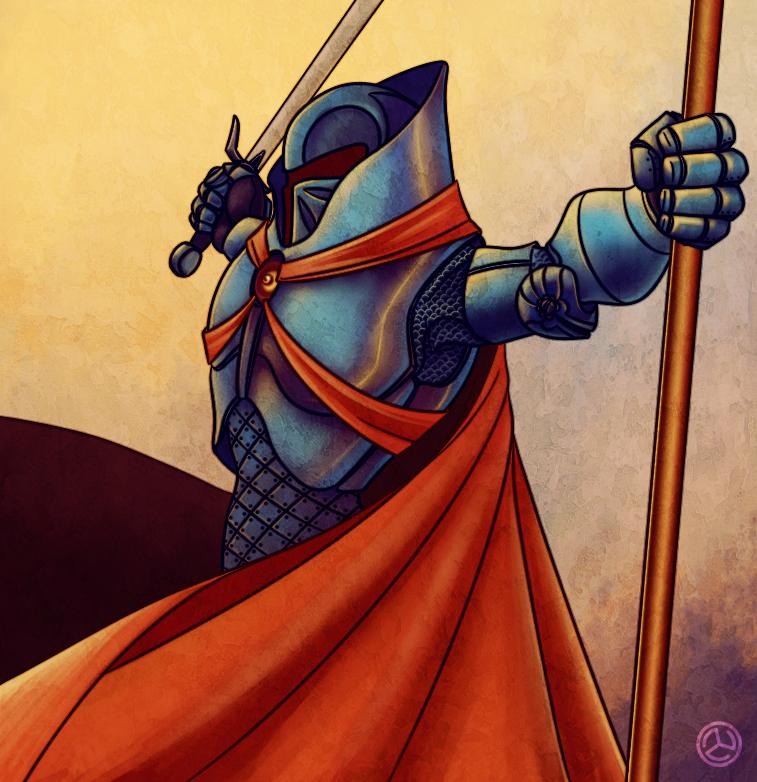 Ragnar, Living Armor by RoCueto